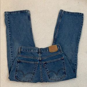 Levi's 569 Loose Straight Jeans  Size 29 Husky